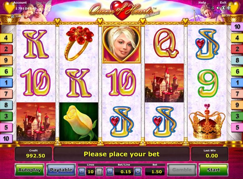 Игровые Онлайн Казино Hearts Автоматы Queen Of сказала она